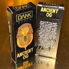 Ancient OG Dank Vape