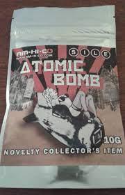 Atomic Herbal Incense