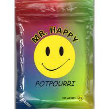 Mr Happy Herbal incense