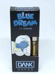 blue dream dank vape